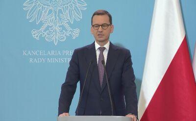 Premier: cieszę się, że w sprawie ustawy o IPN byłtaki szeroki konsensus