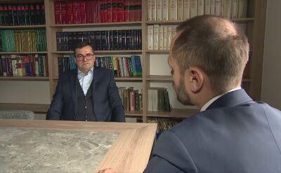 Cała rozmowa TVN24 z Grzegorzem Kowalczykiem