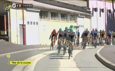 Trentin wygrał lotną premię na 7. etapie Tour de France