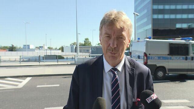 Zbigniew Boniek przed meczami kadry