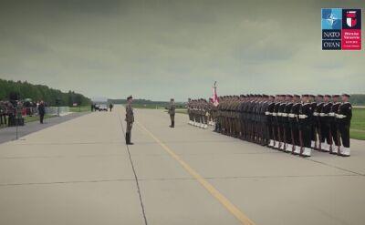 Spot promujący szczyt NATO w Warszawie