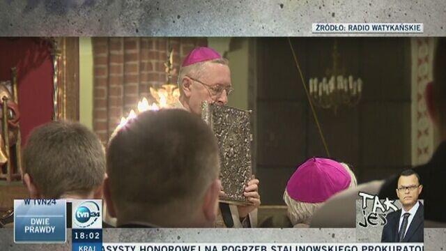 Fragment wywiadu abp Stanisława Gądeckiego