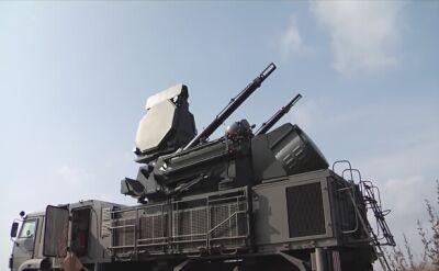 Rosyjski system przeciwlotniczy Pancyr