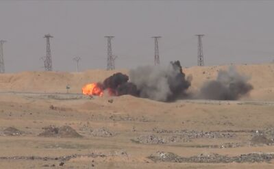 Javeliny w Syrii? Kurdyjski materiał propagandowy