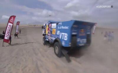 Dariusz Rodewald drugi na 2. etapie Dakaru