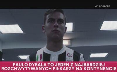Transferowy szał Juventusu, Mbappe może zastąpić Dybalę