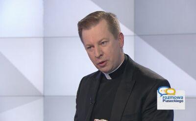 Ks. Rytel-Andrianik o stanowisku Kościoła w sprawie pedofilii
