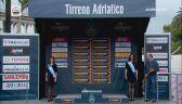 Roglic odbiera nagrodę za Tirreno-Adriatico