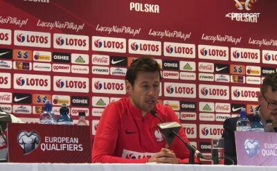 Grzegorz Krychowiak: czuję się lepiej fizycznie