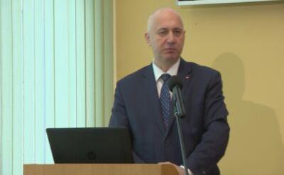 """Joachim Brudziński wręczył medale """"Młodym bohaterom"""" w Opolu"""