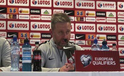 Jerzy Brzęczek: jesteśmy świadomi jak mocni są Austriacy