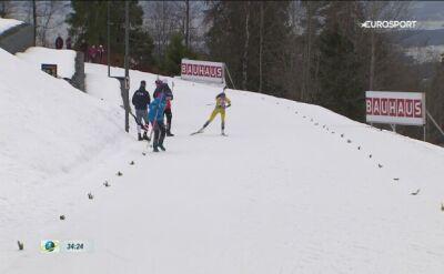 Oeberg wygrała bieg ze startu wspólnego w Oslo