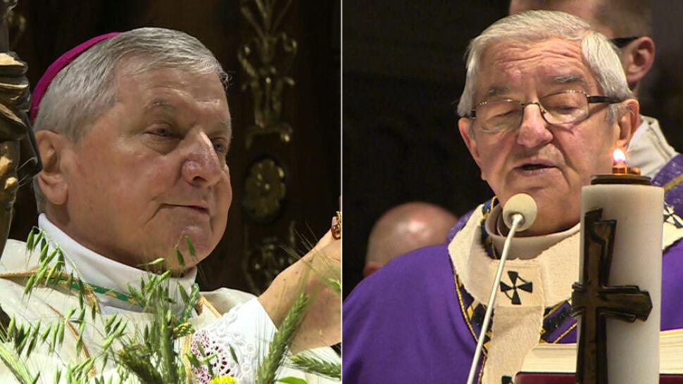 Arcybiskup Sławoj Leszek Głódź i biskup Edward Janiak ukarani przez papieża Franciszka
