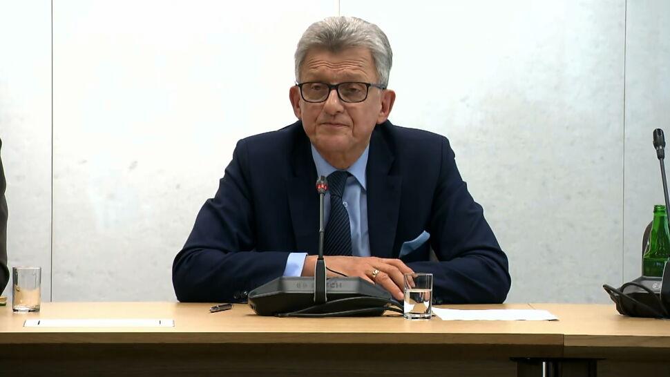 Stanisław Piotrowicz pozostaje szefem sejmowej komisji