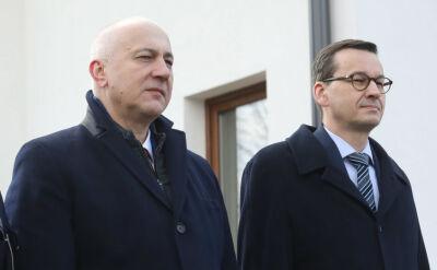 """Szczerość ministra Brudzińskiego. """"To łupienie państwowego budżetu"""""""
