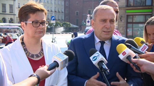 PO wycofuje poparcie dla Ujazdowskiego. Nowego kandydata wskaże Nowoczesna