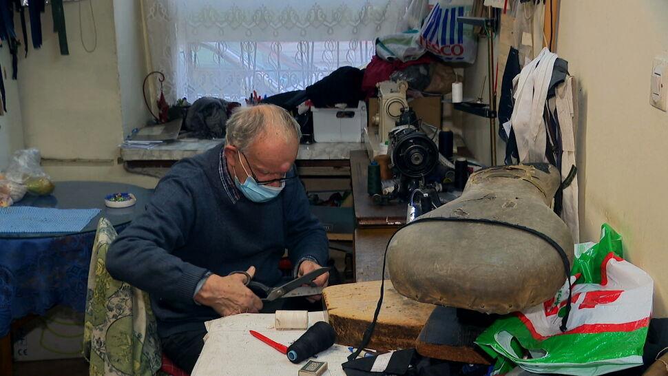 90-letni krawiec obezwładnił napastnika. Podejrzany jest już w rękach policji
