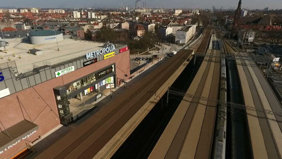 Przewoźnicy protestują przeciwko sprzedaży biletów kolejowych w galerii handlowej