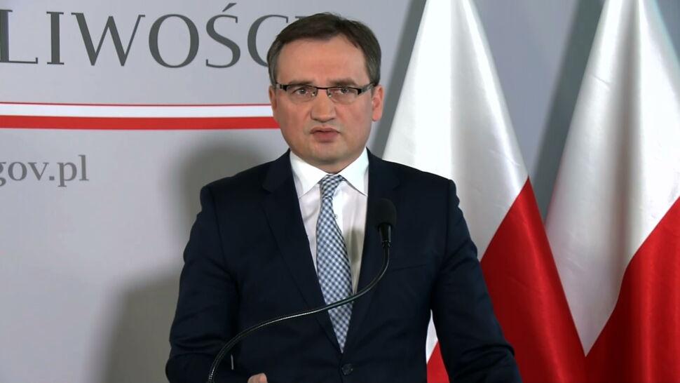 """""""Nie ma miejsca dla sędziów złodziei"""". Minister Ziobro zapowiada kolejne zmiany w sądownictwie"""