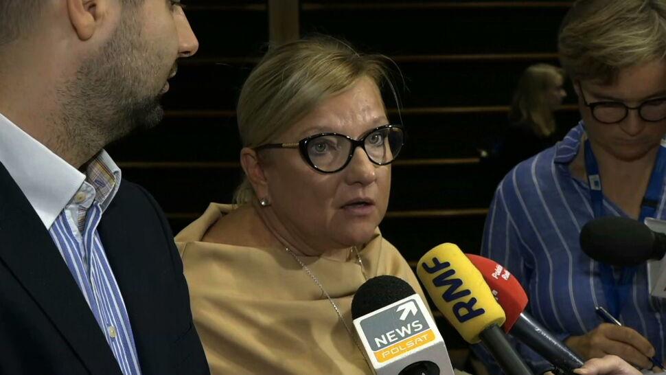 Ostre spięcie w Parlamencie Europejskim. Politycy PiS bronią Beaty Kempy