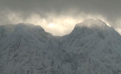26.12.2017 | Śliskie szlaki w Tatrach. Ratownicy apelują o rozwagę
