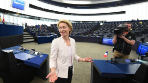 Germany's Ursula von der Leyen secures powerful EU executive top job