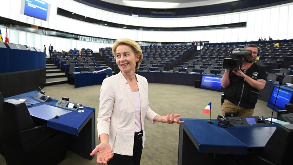Parlament Europejski zdecyduje o wyborze Ursuli von der Leyen na szefową KE