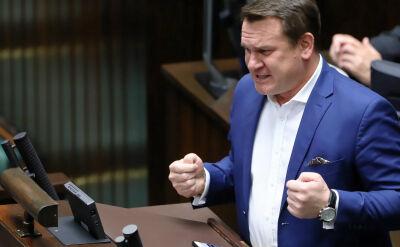 Poseł Tarczyński pobierał pensję. Choć twierdził, że nie pobiera