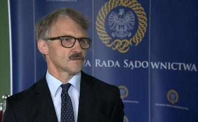 Szef KRS jest za ujawnieniem list, kancelaria Sejmu tego nie robi