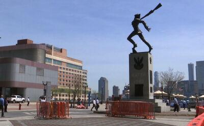 Pomnik Katyński w Jersey City zostanie przesunięty w bardziej prestiżowe miejsce