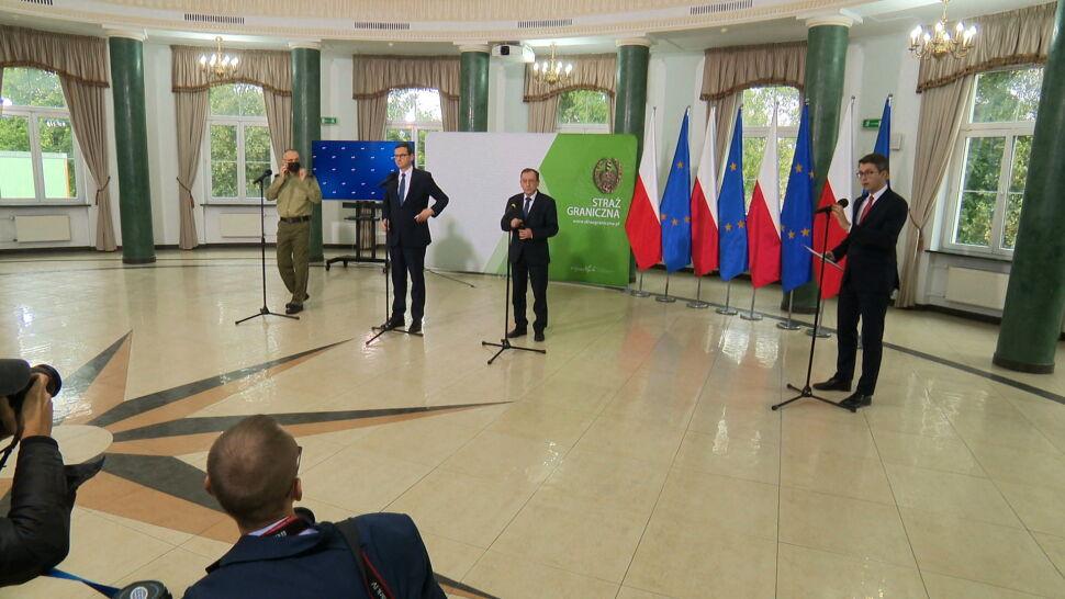 Trzy osoby zmarły przy polsko-białoruskiej granicy. Sprawą zajmuje się prokuratura