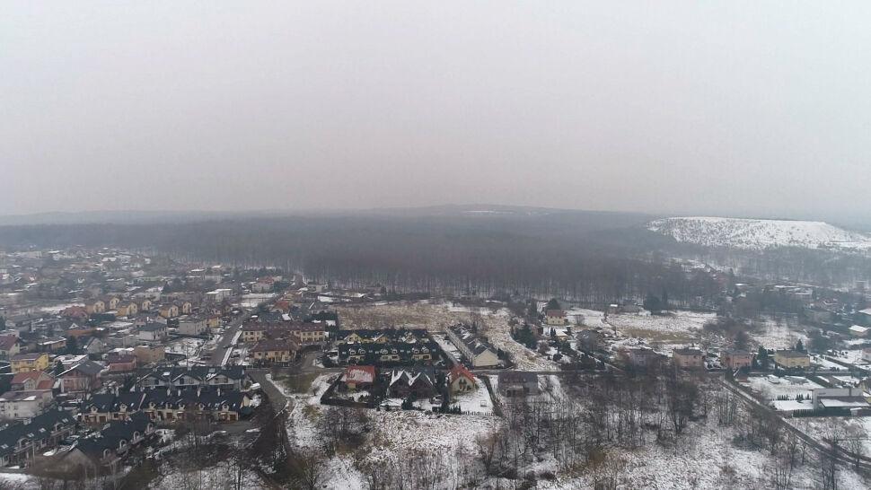 W Katowicach dron, w Krakowie wieża. Tak miasta walczą ze smogiem