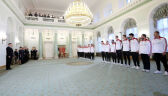 Złota drużyna u prezydenta