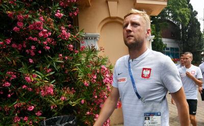 """""""Sprawa jest otwarta"""". Czy Kamil Glik będzie zdrowy na mecz z Senegalem?"""