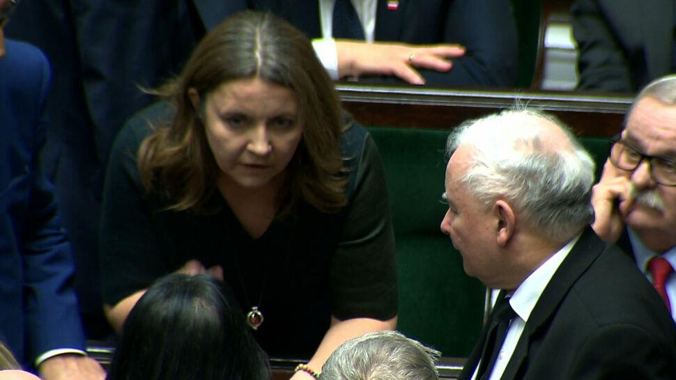 """Joanna Lichocka odwołana z funkcji wiceprzewodniczącej. """"Chyba będzie reasumpcja"""""""