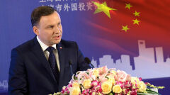 Przemówienia Andrzeja Dudy zostały dobrze odebrane w Chinach