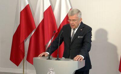 """Płatne dyżury Stanisława Karczewskiego. """"To jest po prostu sprzeczne z prawem"""""""