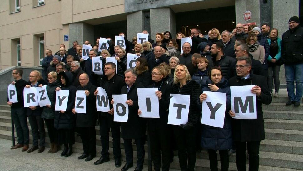Sędziowie okręgu olsztyńskiego chcą odwołania Macieja Nawackiego
