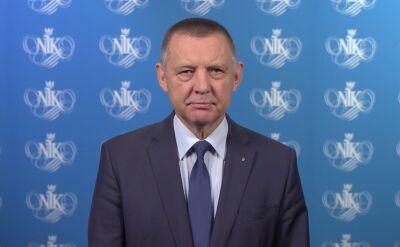 """Echa raportu NIK. """"Marian Banaś próbuje podważyć wiarygodność organów ścigania"""""""