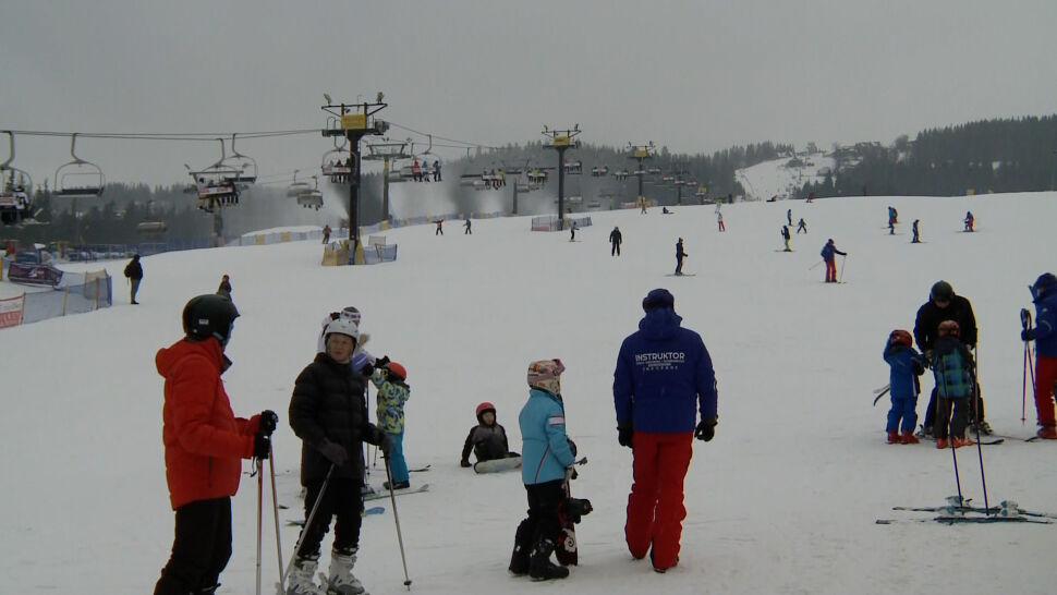 Kolejne województwa rozpoczynają ferie zimowe