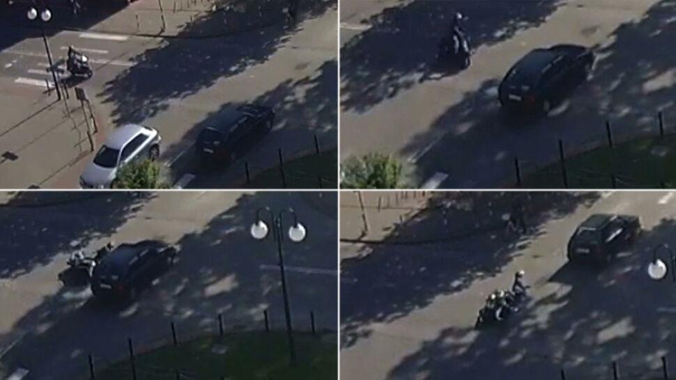 """Kierowca wymusił pierwszeństwo, motocyklista nie wyhamował. """"Dobrze, że nie zginął"""""""