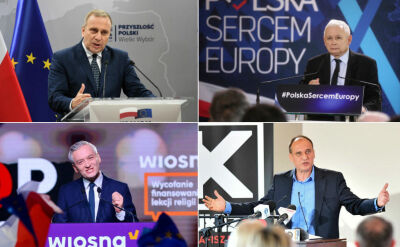 Czas decyzji. Kukiz i Biedroń apelują do wyborców
