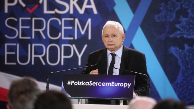 18.05.2019 | Kaczyński: poprzemy komisję badającą przypadki pedofilii we wszystkich środowiskach