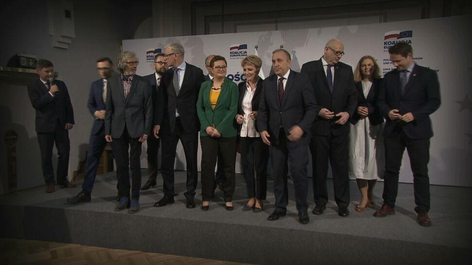 W Warszawie o Polsce w Europie. Ostatni tydzień kampanii przed eurowyborami