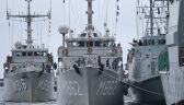 17.05.2019 | Niszczyciele min zawitały do portu w Gdyni