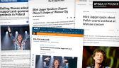 09.07.2018 | Światowe media komentują słowa Micka Jaggera z Warszawy