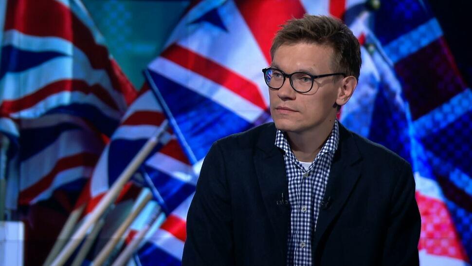 Pawłowski: Brytyjczycy mają nóż na gardle. Muszą zachować bliskie związki z UE