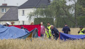 11.07.2018   Prywatny śmigłowiec rozbił się pod Opolem. Dwie osoby nie żyją