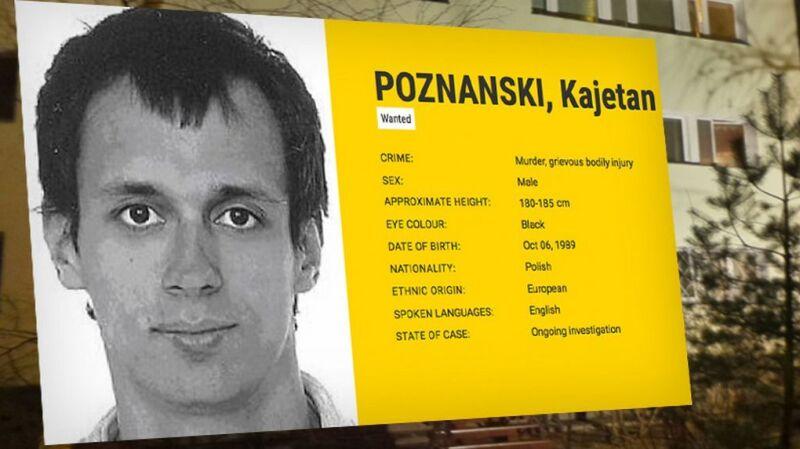 Interpol szuka Poznańskiego