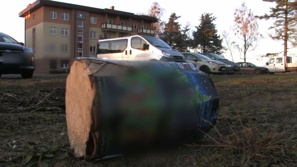 Sylwestrowy atak w Jastrowie. Zarzuty dla 17-latka